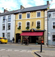 Narberth, Golden Sheaf Gallery, Pembrokeshire © Jaggery